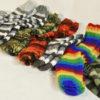 W 044 Knitted Wool Socks